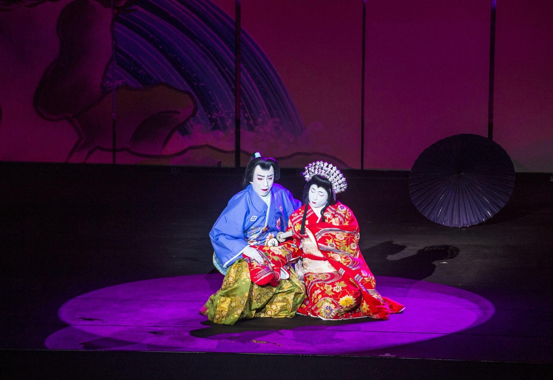 歌舞伎 舞台