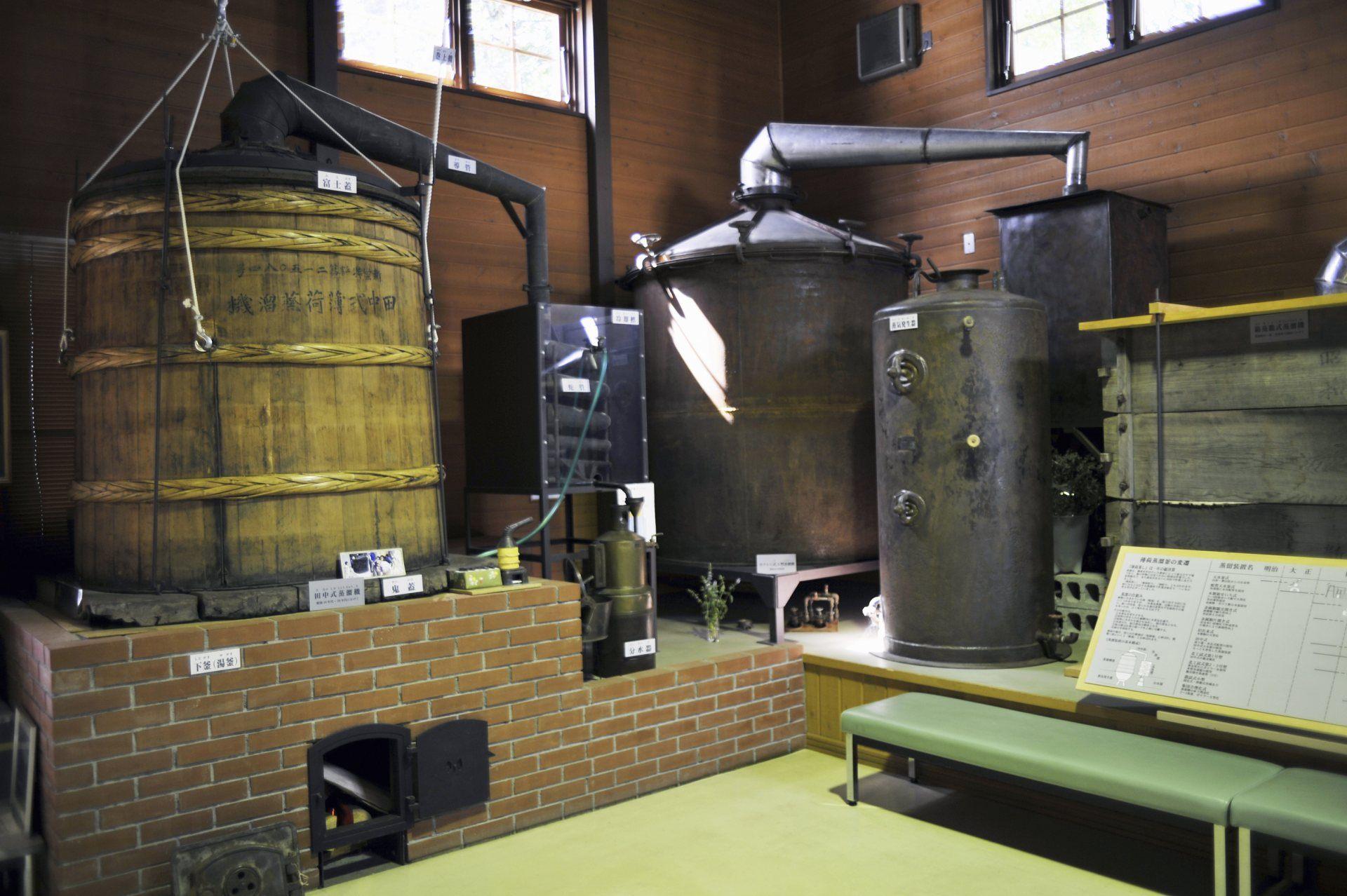 蒸餾酒製作