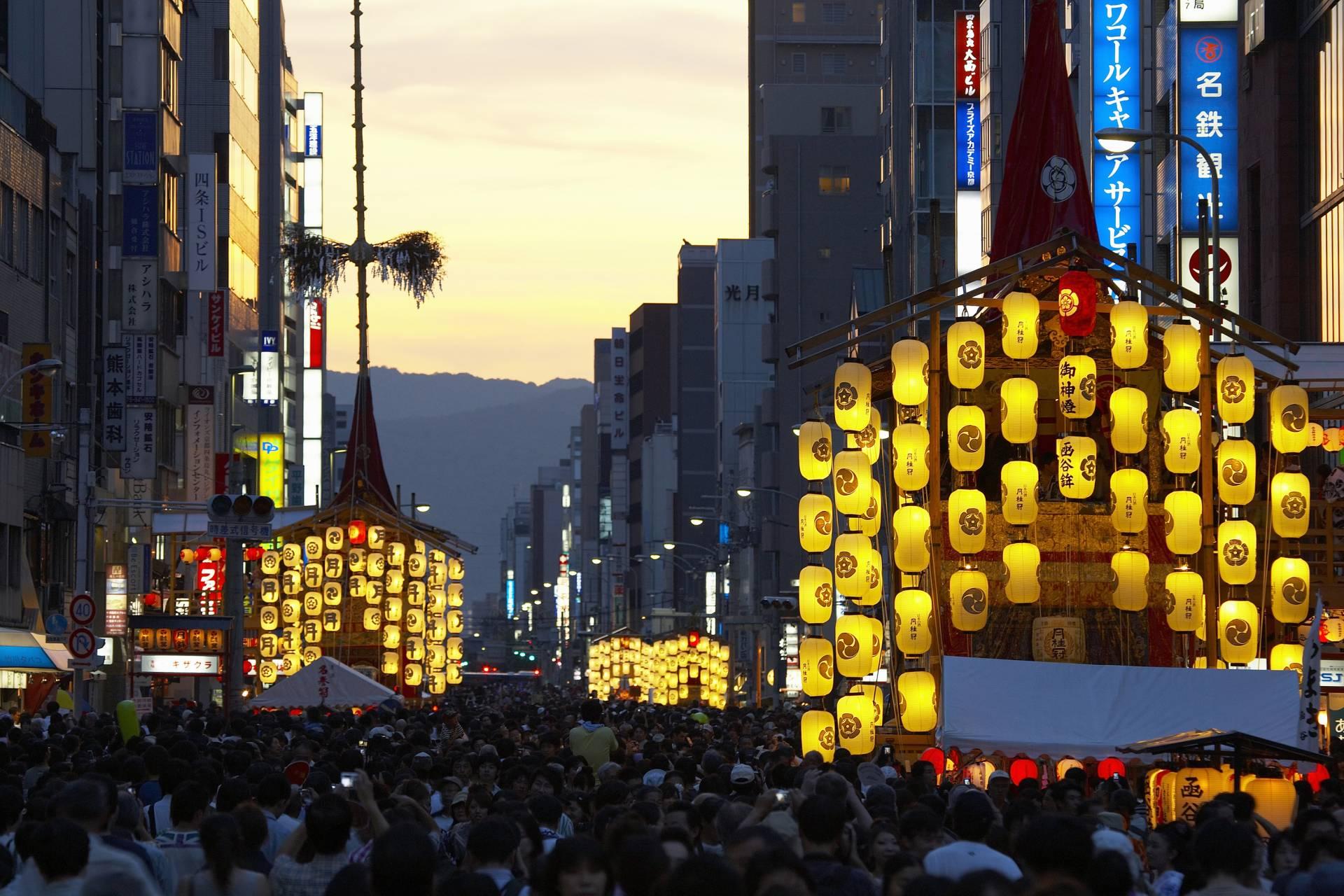 京都祗園祭