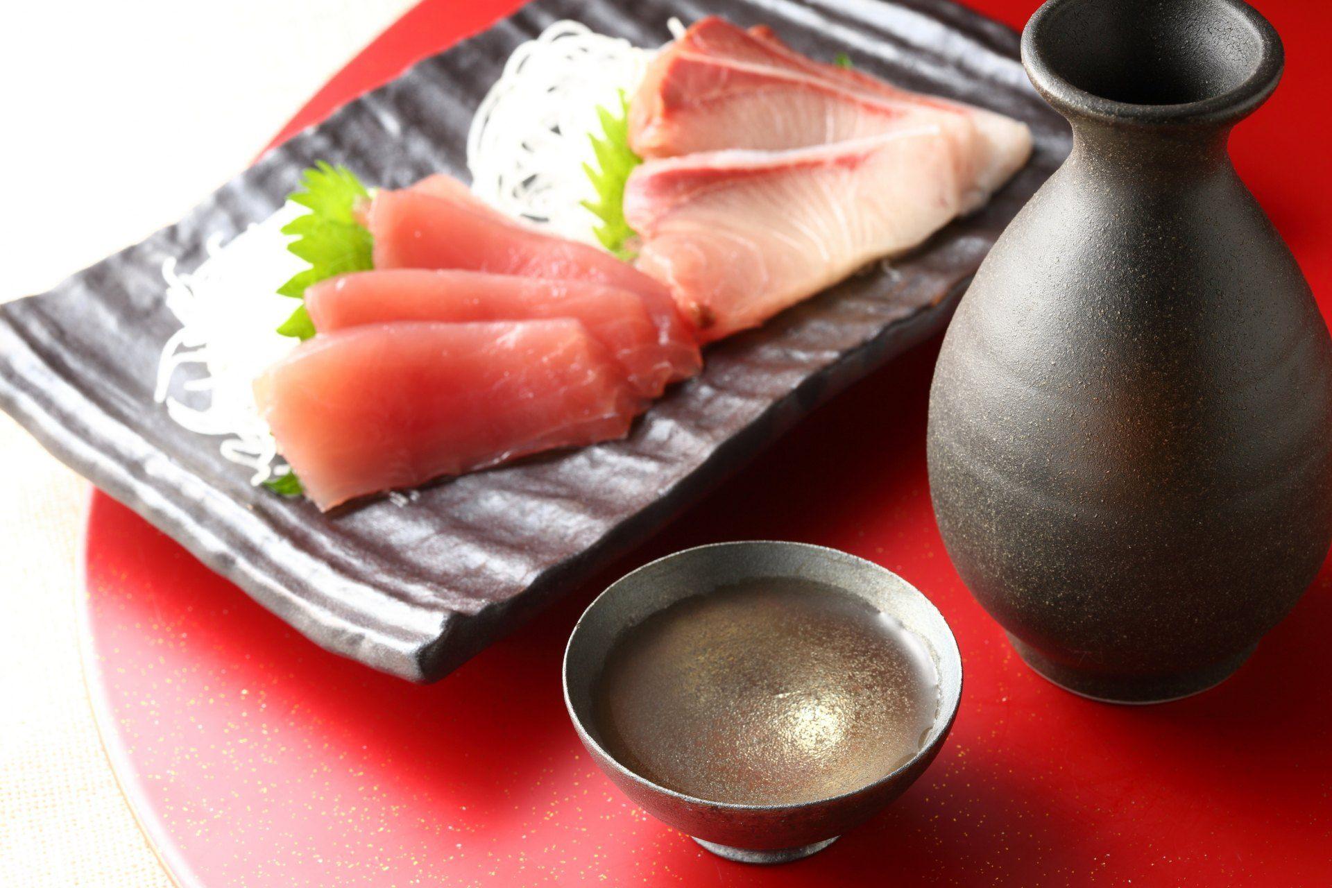 与和食口味相配的日本酒