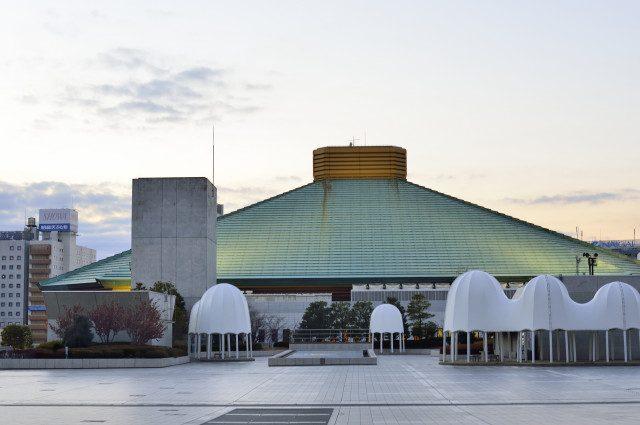 位於東京両国的兩國國技館