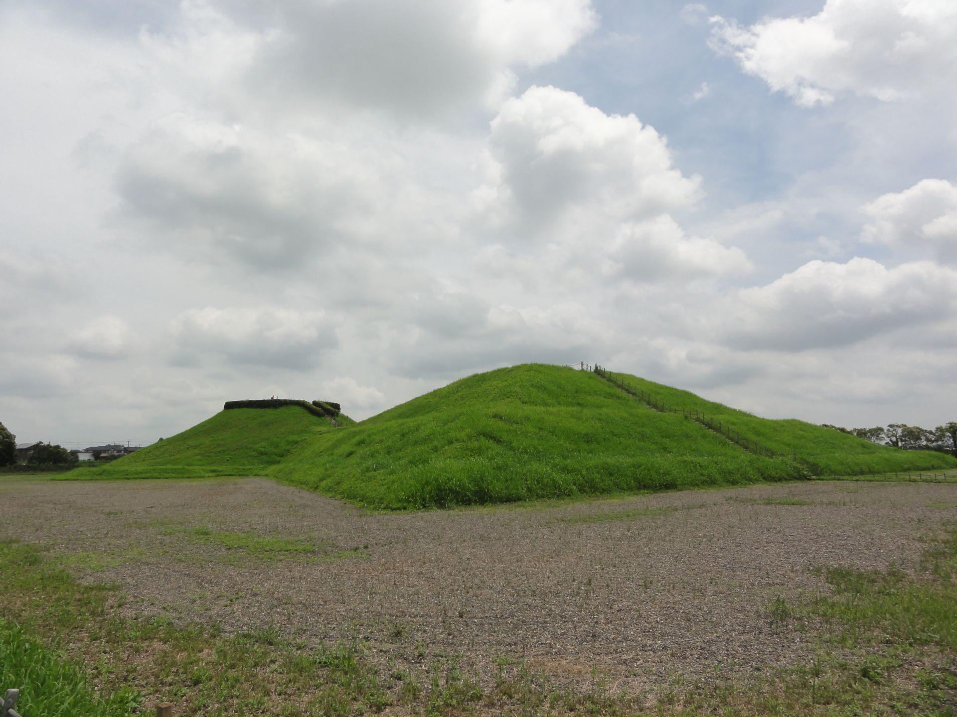 埼玉古墓群公园
