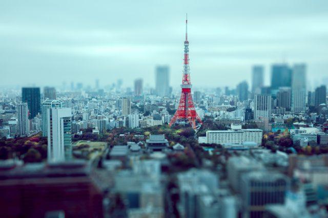 52樓的風景!六本木TOKYO CITY VIEW展望台!
