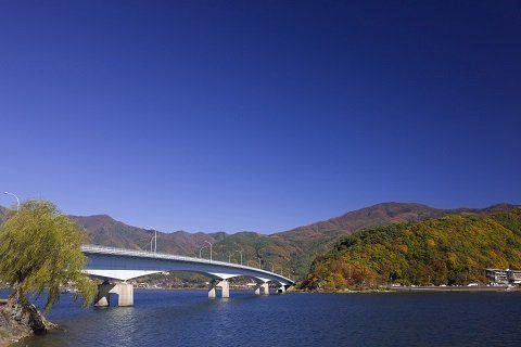 河口湖大桥
