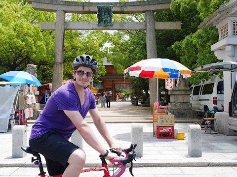 骑单车的四国遍路自由行