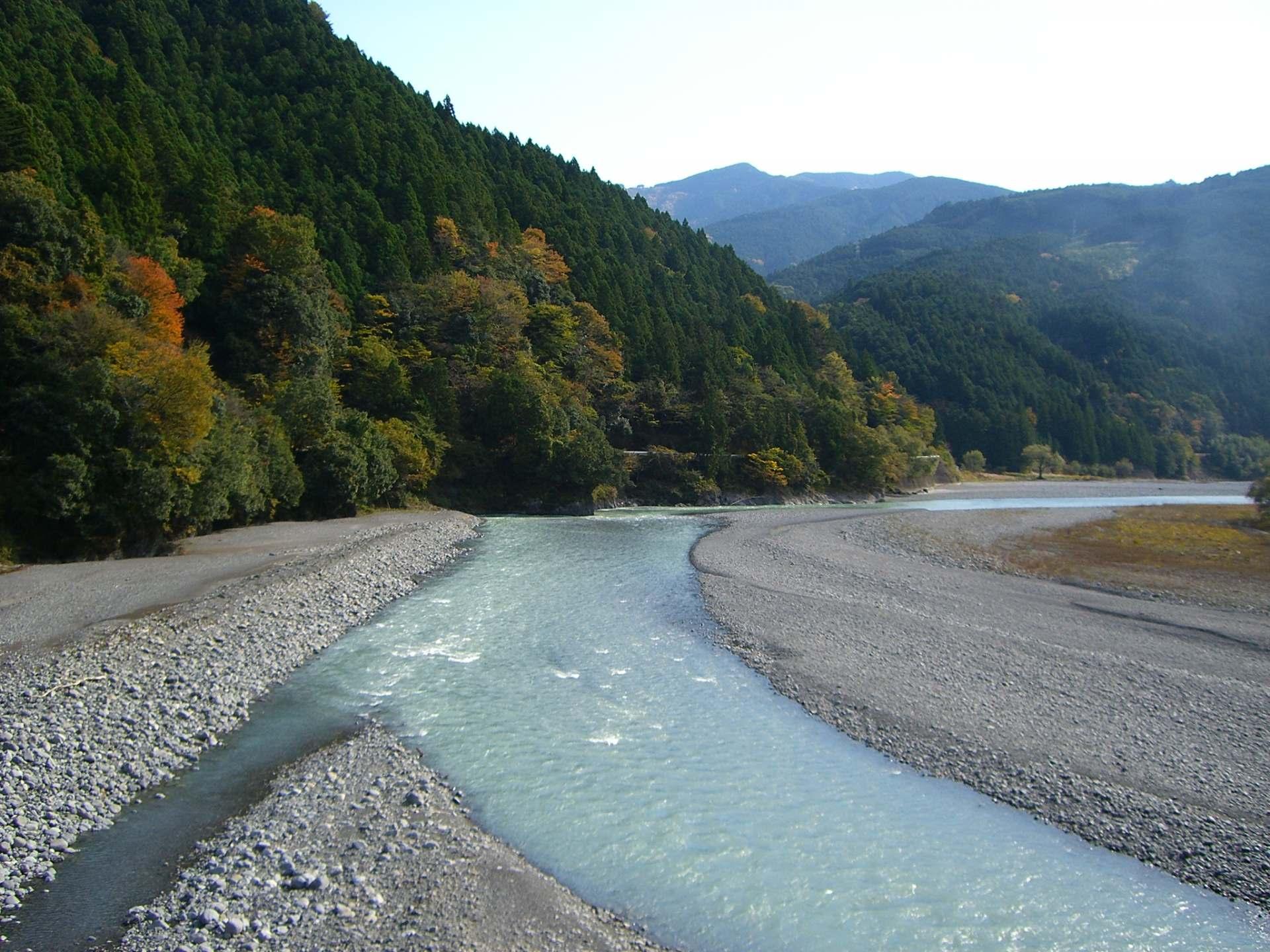 大井川鐵道沿途美景