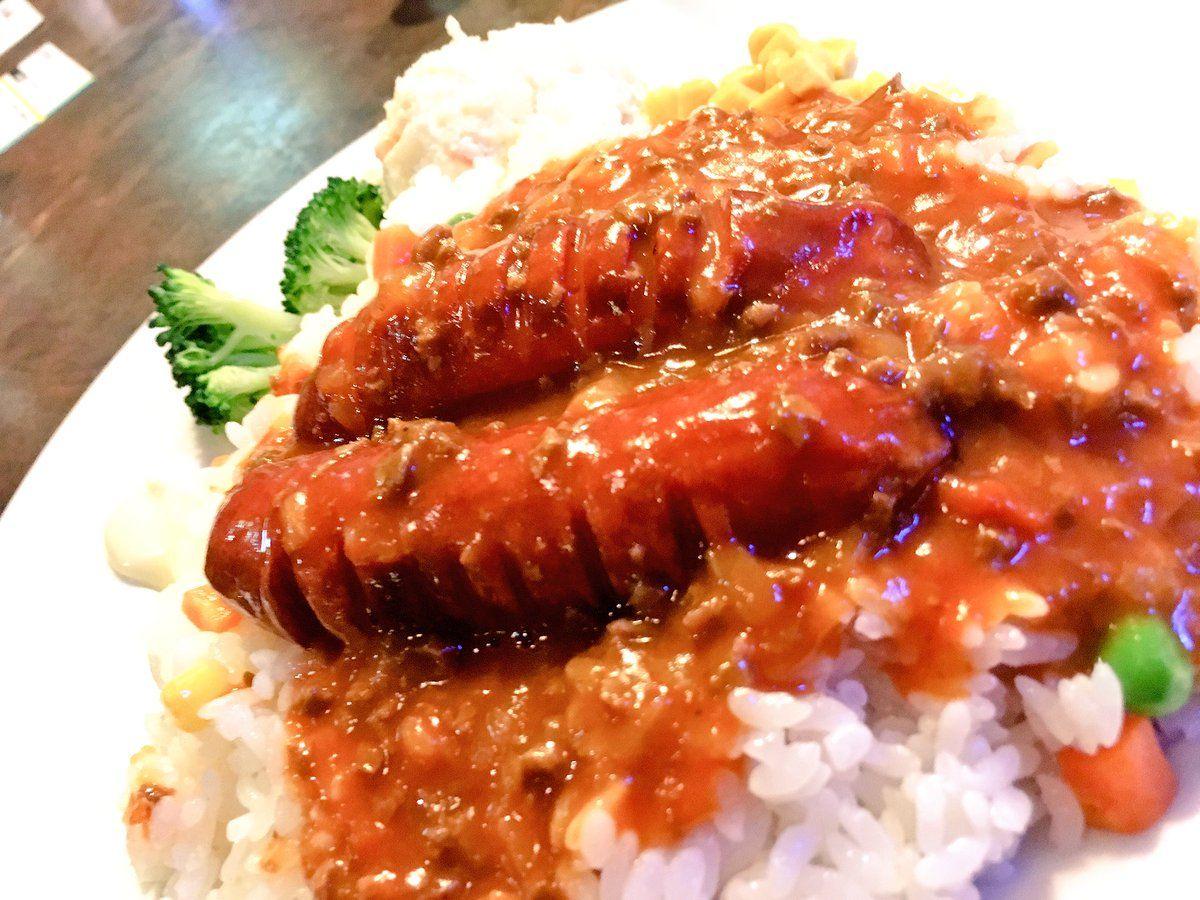 函館B級美食:超級分量的Cisco Rice(770日圓)