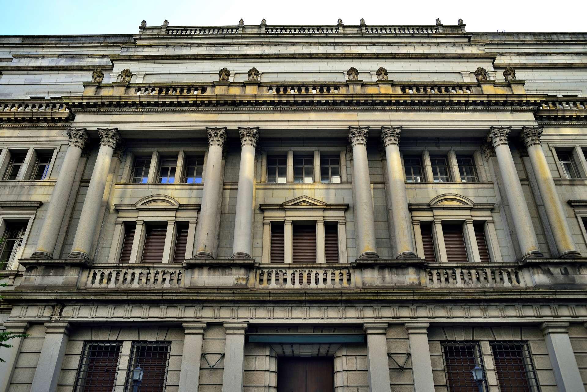 日本首座西式的石砌砖楼建筑