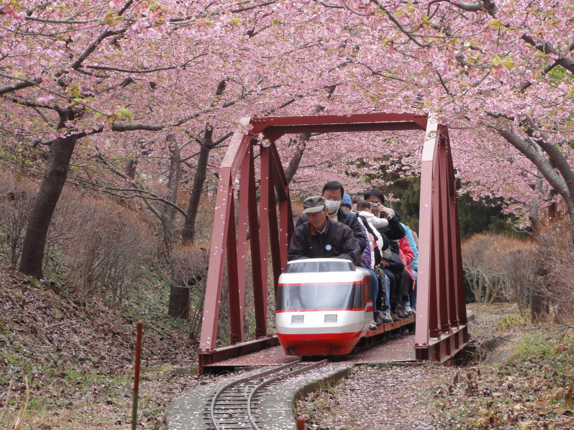 迷你火車「故鄉鐵道」