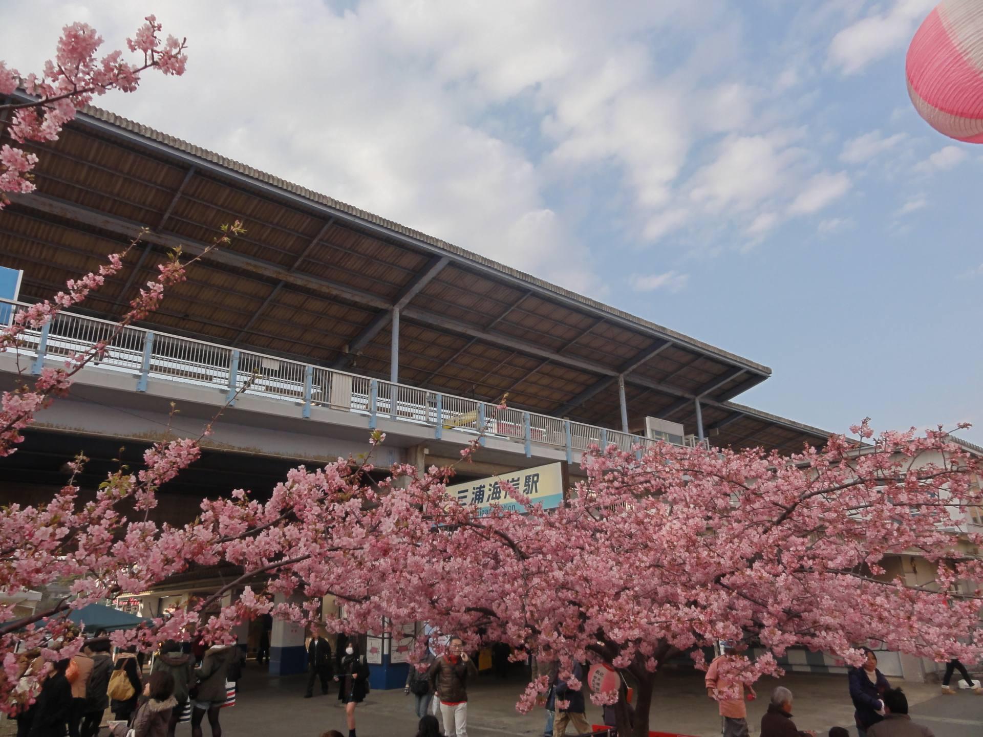 三浦海岸车站