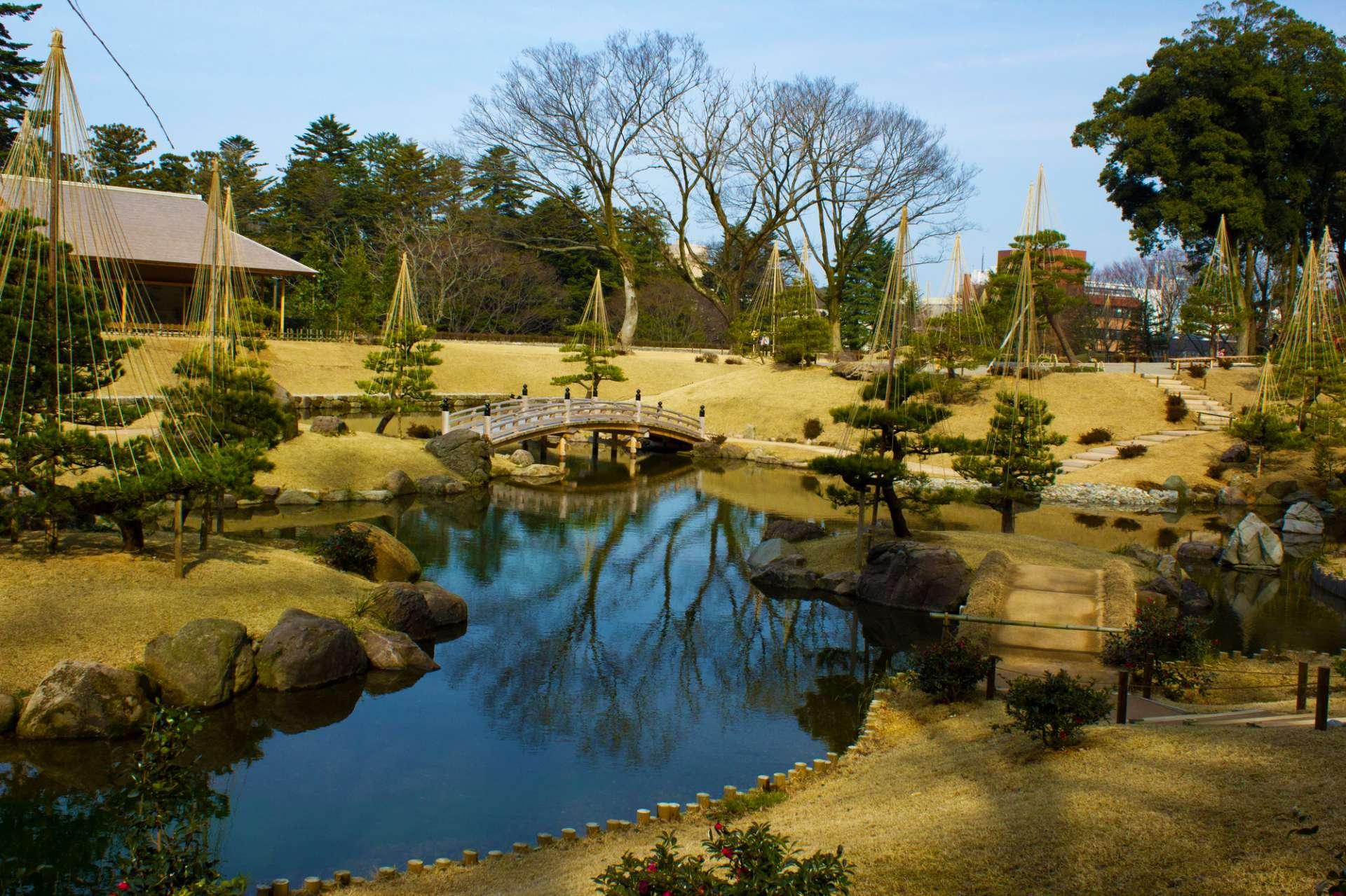 金澤城公園 玉泉院丸庭園
