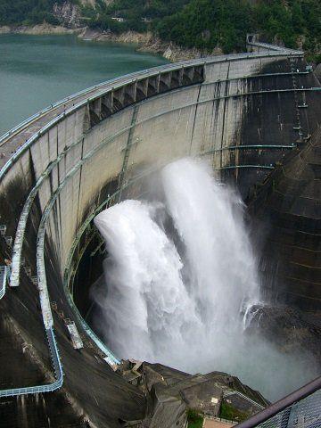 「黑部水壩」
