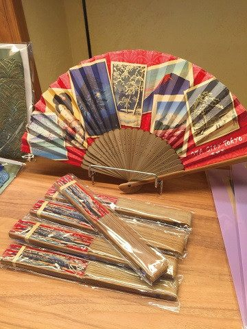 Original Japanese fan 450 yen