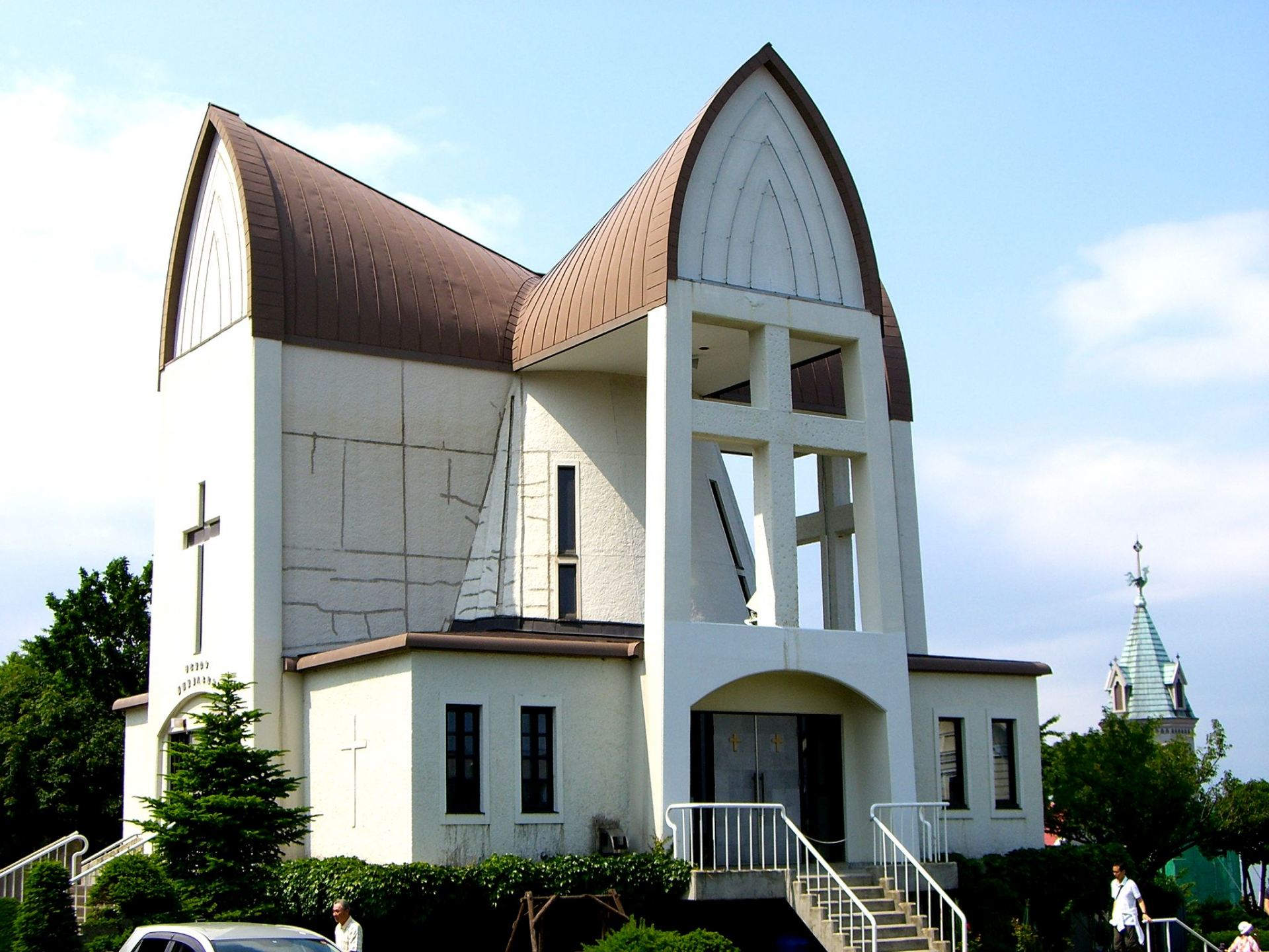函馆圣ヨハネ(Yohane)教会