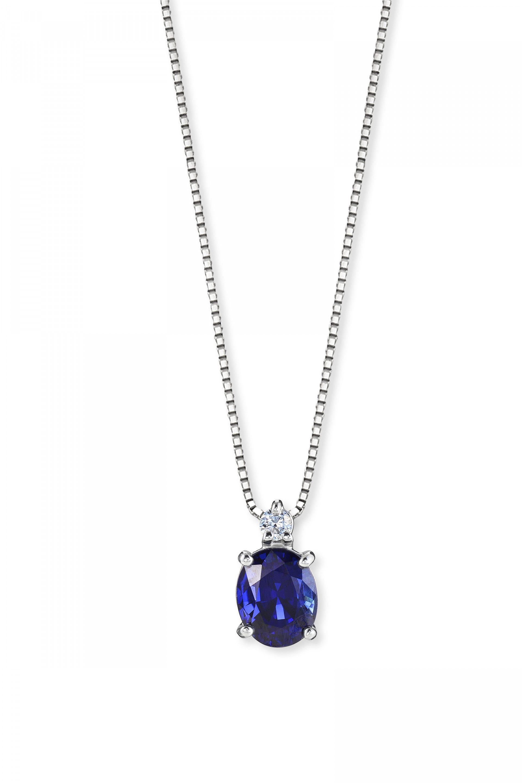 A necklace (¥89,000)