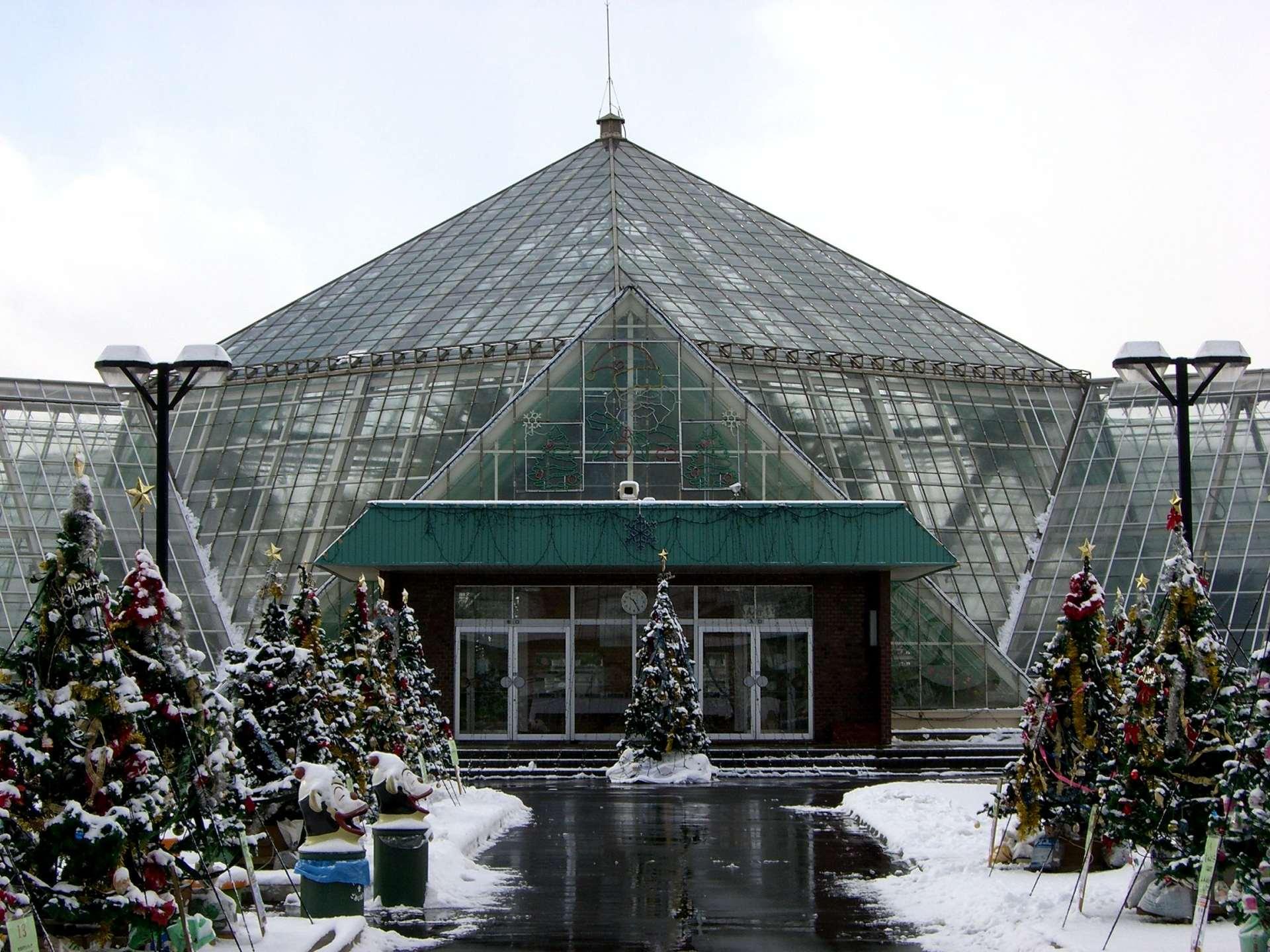 函馆市营热带植物园