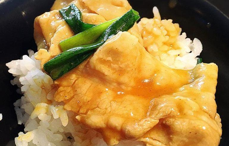 涮涮鍋豬肉咖哩飯
