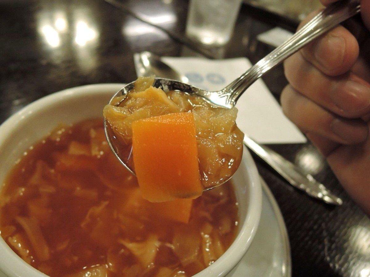 營養滿分的羅宋蕃茄湯