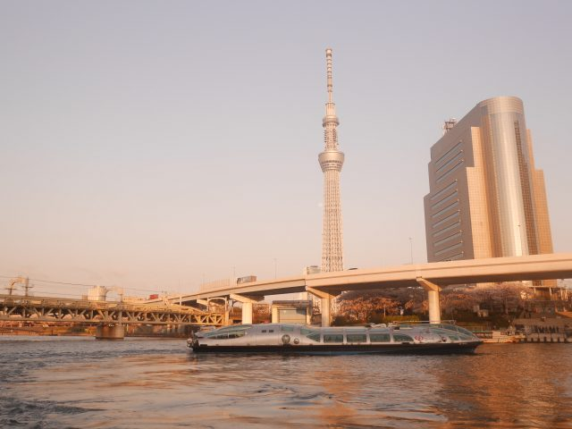 「HIMIKO(ヒミコ)」水上巴士