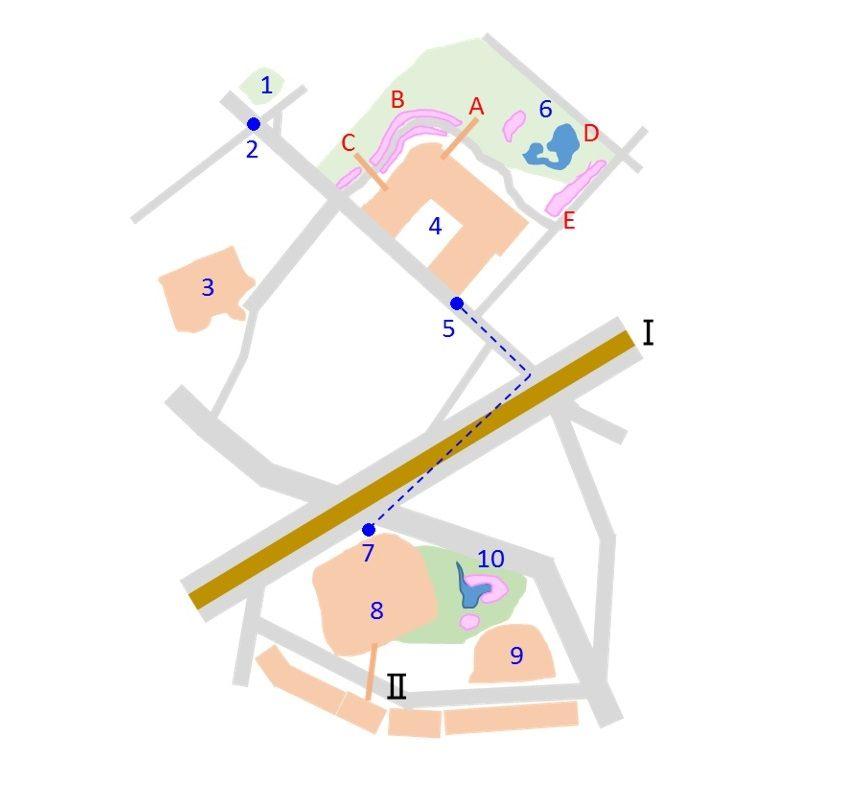 東京Midtown賞櫻地圖