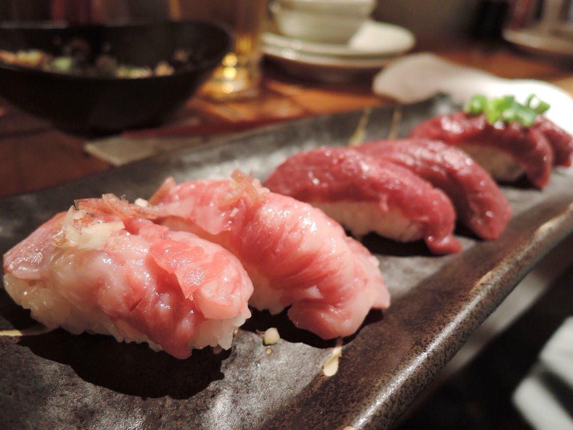 ★主菜肉壽司★
