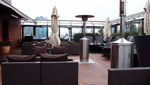 BVLGARI La Terrazza Lounge
