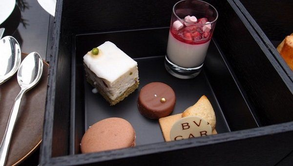 Bulgari Afternoon Tea Box