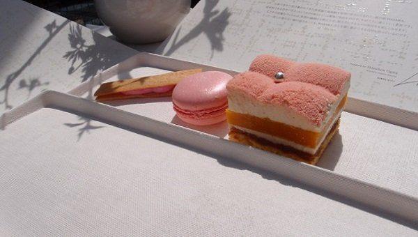 Le Jardin de Tweed的甜點