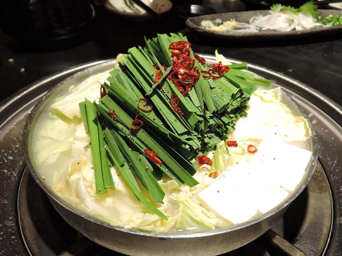 味噌風味的白鍋