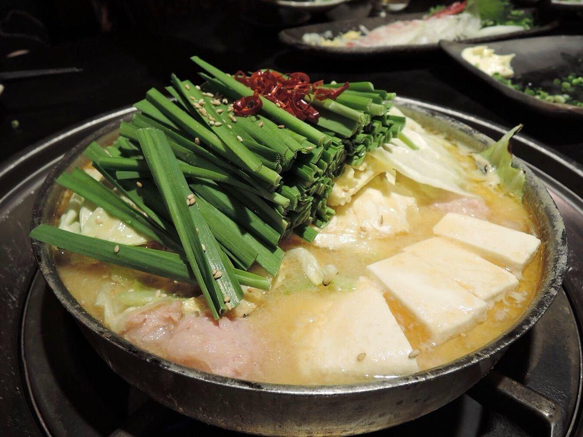 白味噌湯也意外的清爽好入口