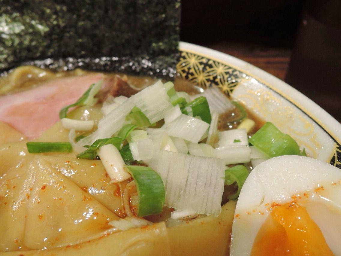 鼎鼎有名的「煮干拉麵」