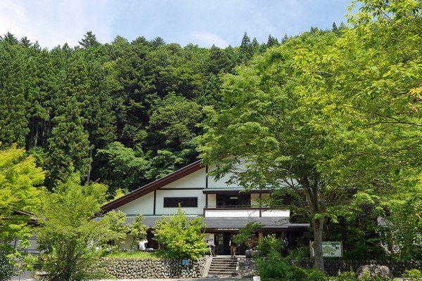 東京都立奧多摩湖畔公園 山之故鄉村