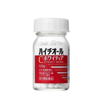 エスエス制药: Hythiol – C Whitea (第3类医药品)