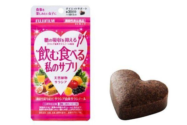 Fujifilm: 饮む食べる私のサプリ
