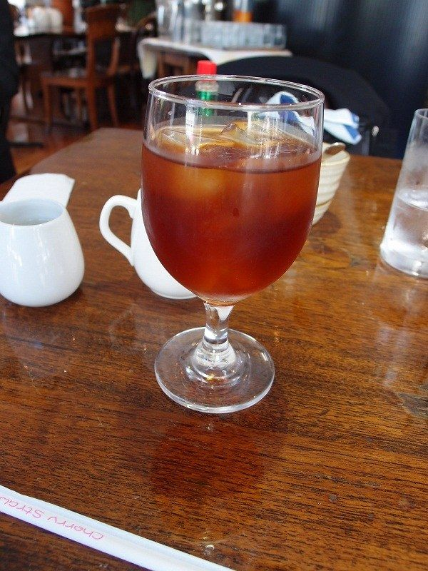 A Votre Sante Endo, a cup of tea