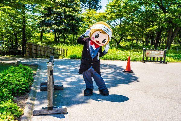 金泽市吉祥物 「りぃたくん(Liita)君」