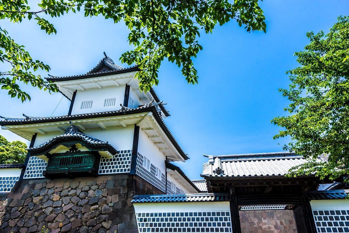 石川門 藝術的設計