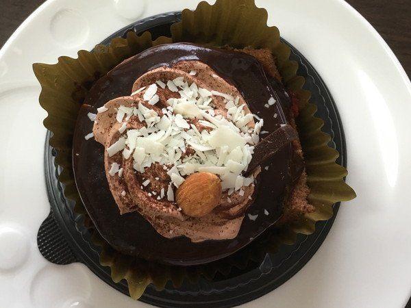 Circle K Sunkus 巧克力蛋糕