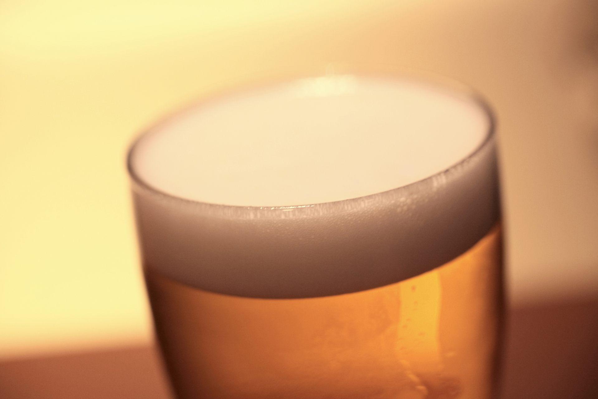 Sapporo Beer Museum, Beer sampler, comparing three varieties