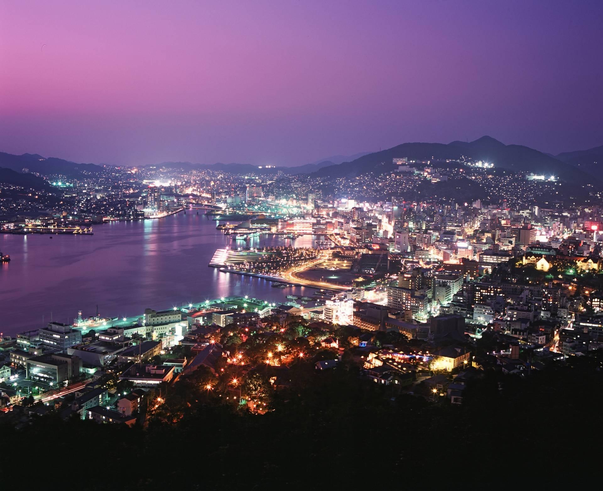 稻佐山夜景