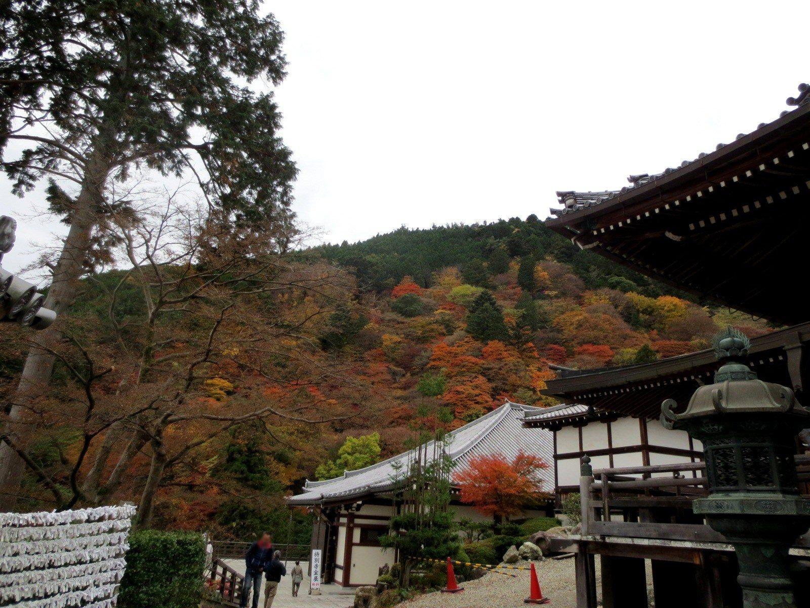 20th temple of the Saigoku Kannon pilgrimage
