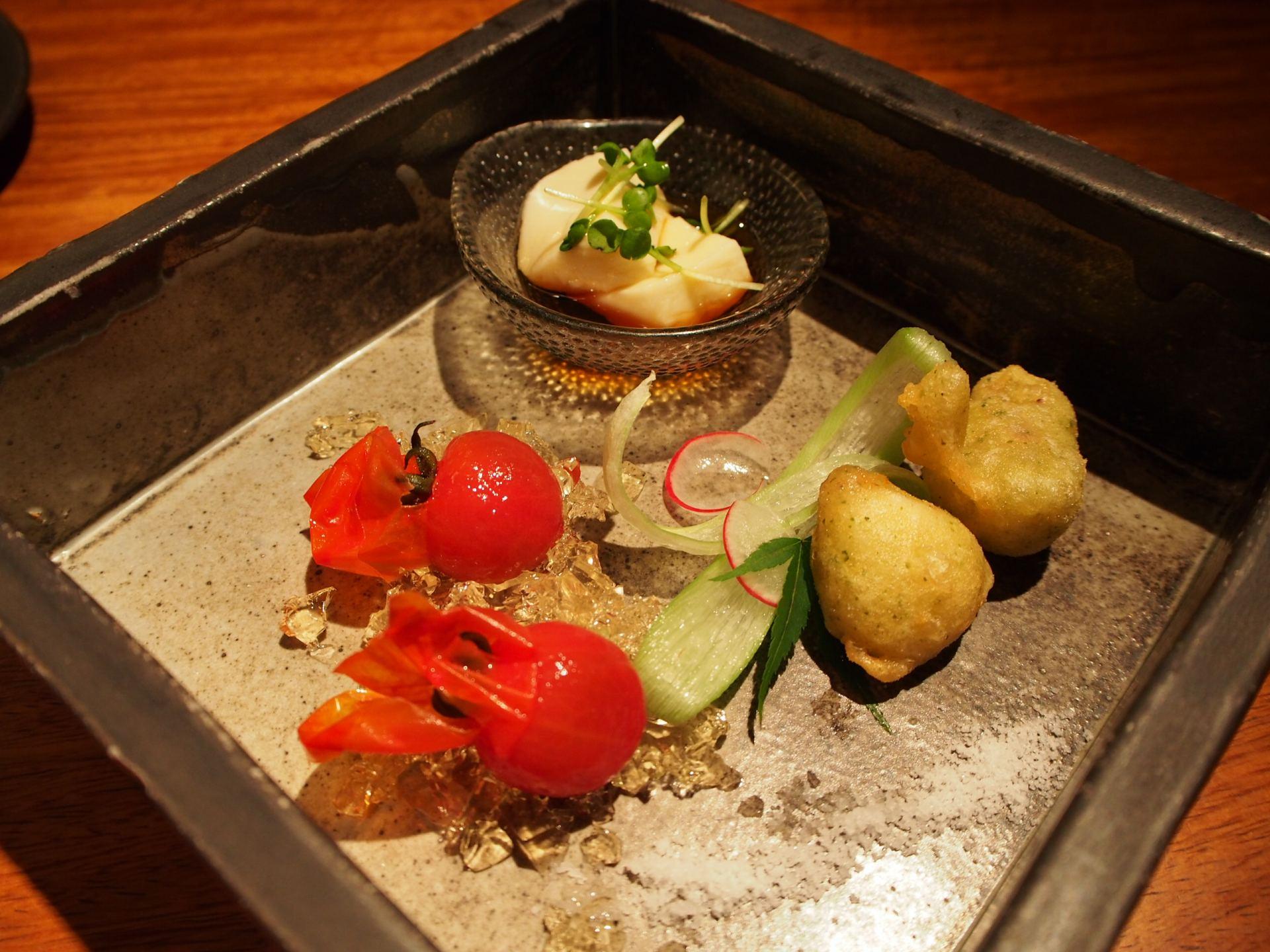 開胃小菜(otosi)