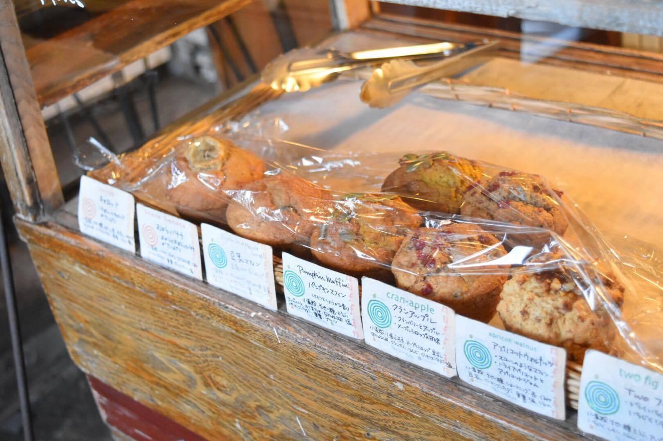 自家製麵包房販售的麵包
