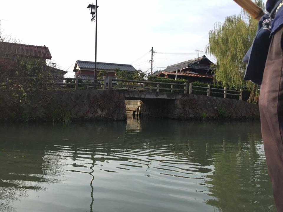 Yanagawa, Ferryboats