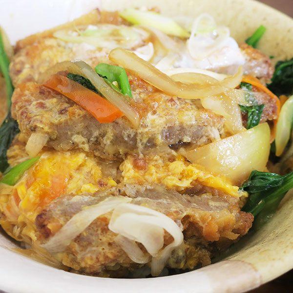 猪排丼(カツ丼)、ななほし(nanahosi)食堂