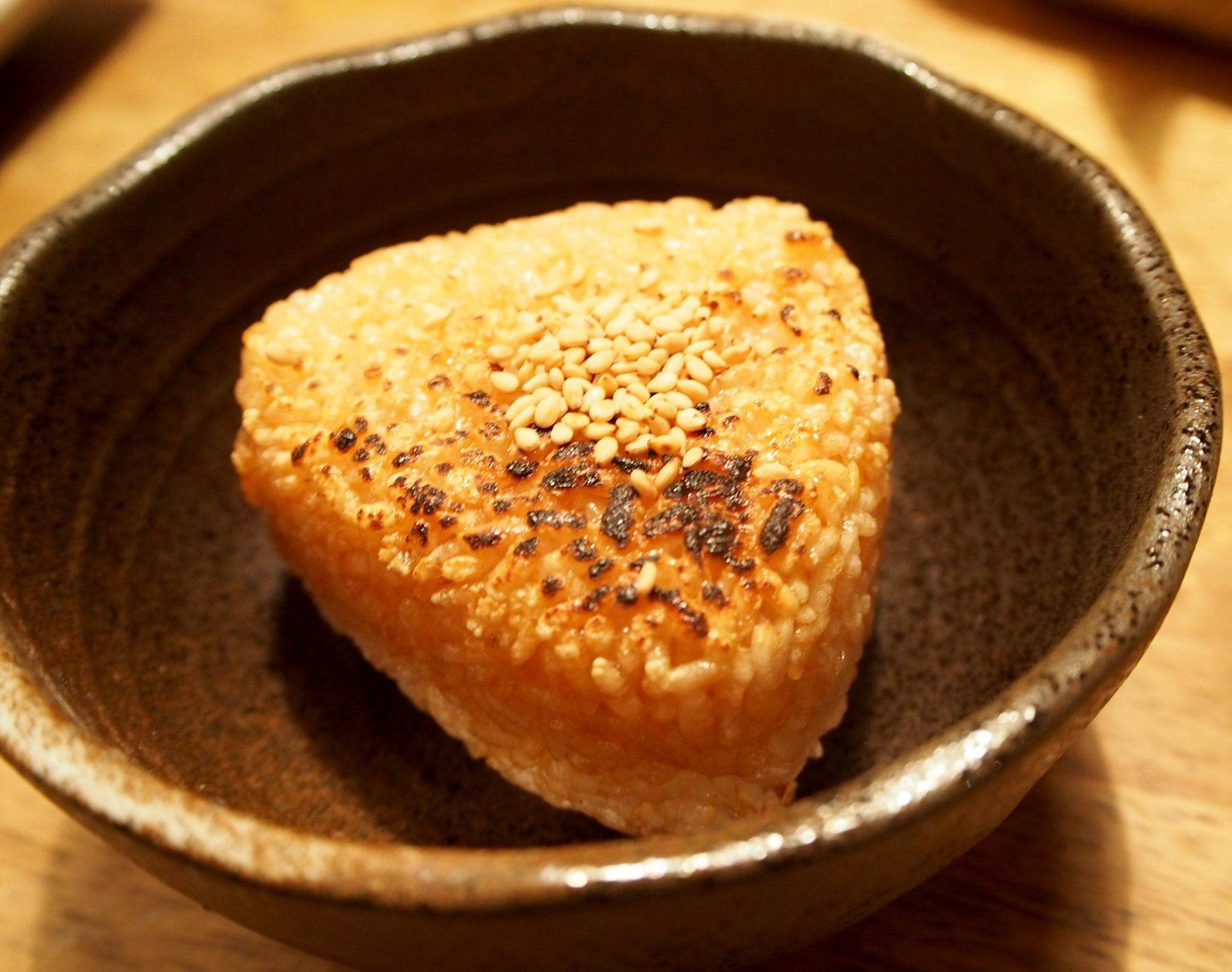 秘傳醬汁飯糰   180円日圓