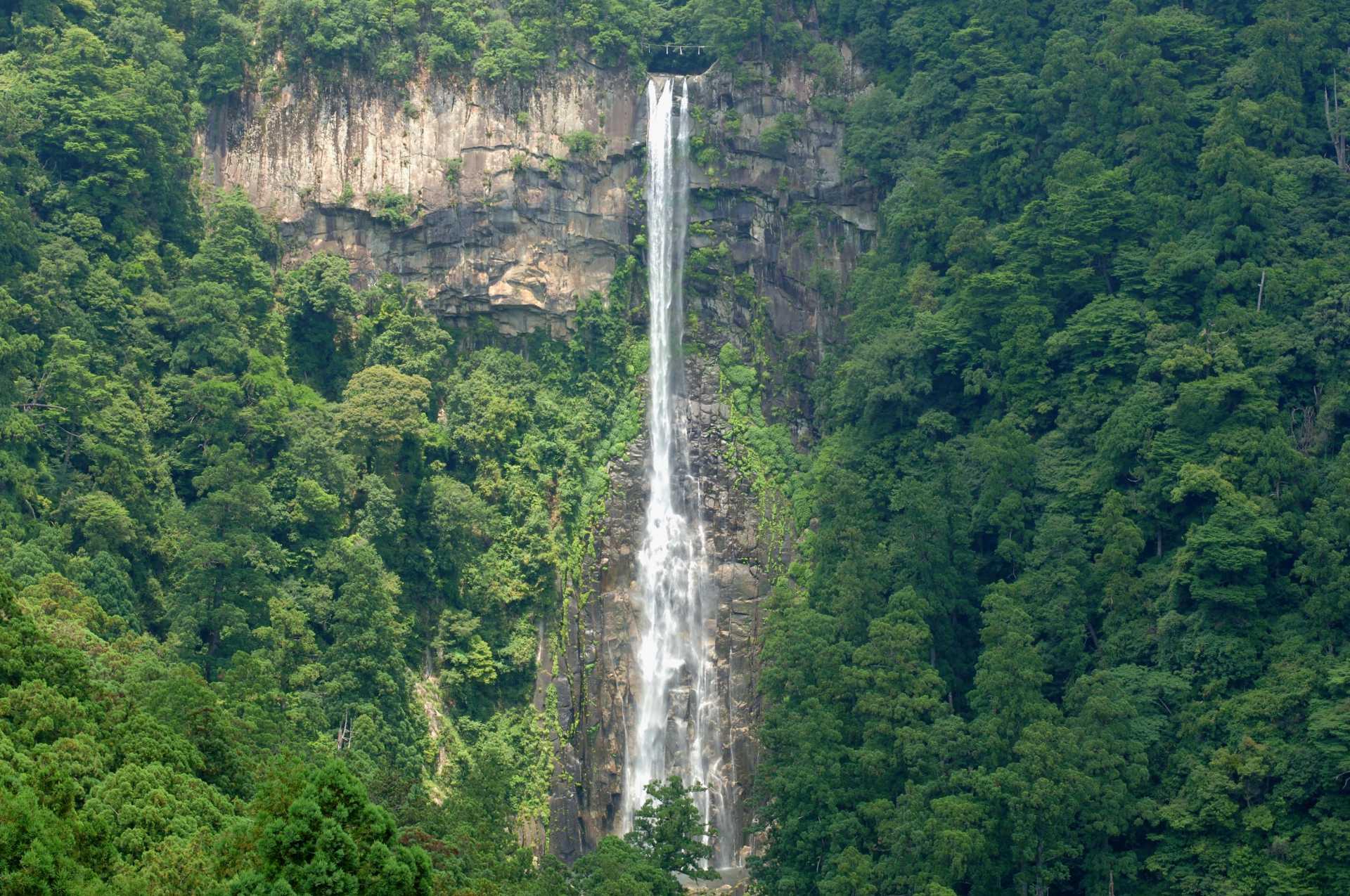 世界遗产、纪伊山地的灵场与参诣道、自然崇拝、日本第一