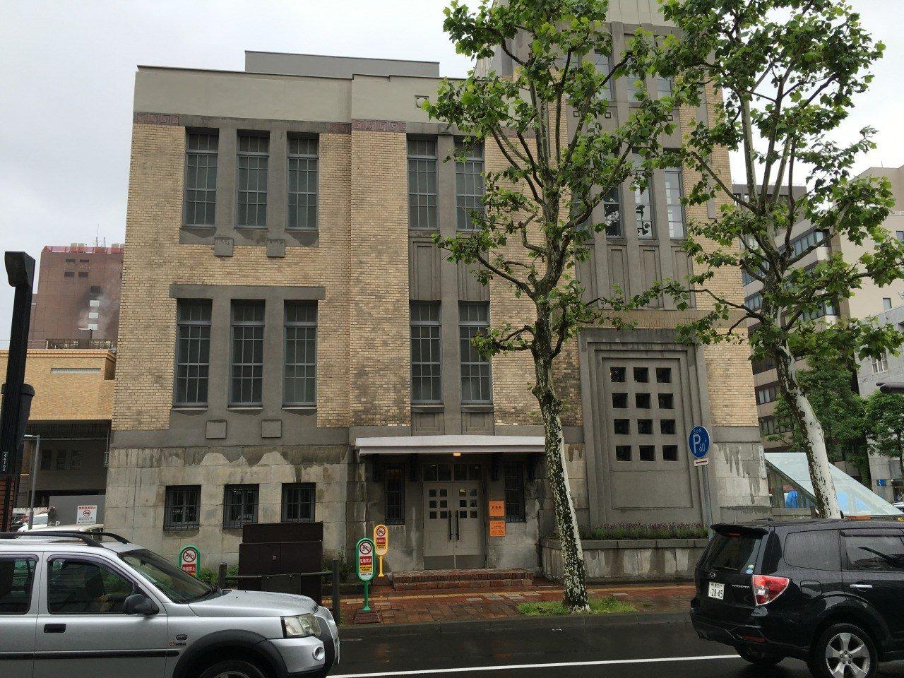 「北菓樓札幌本館」 外觀