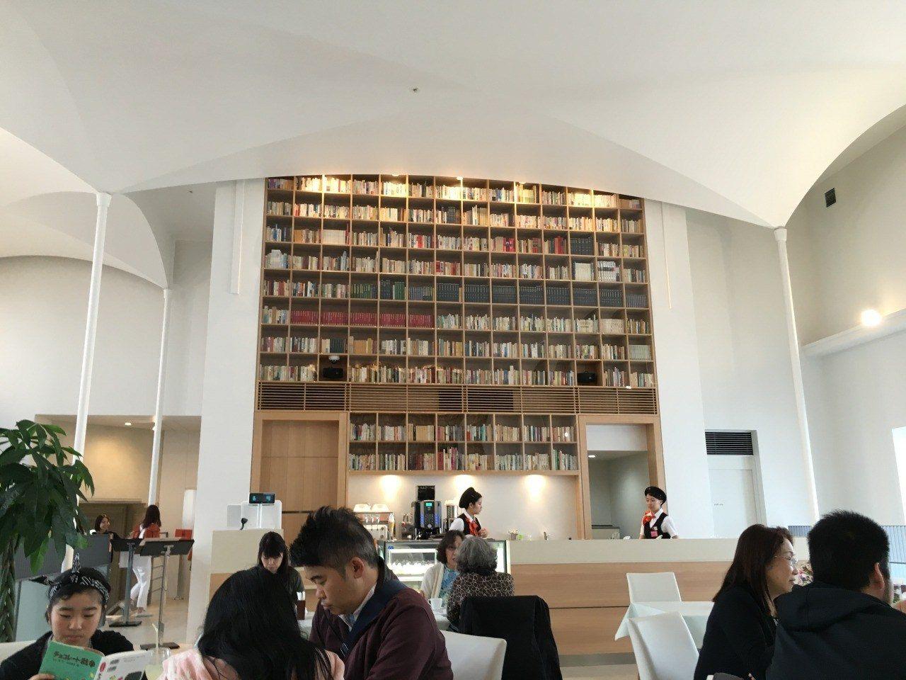「北菓樓札幌本館」2樓:咖啡廳