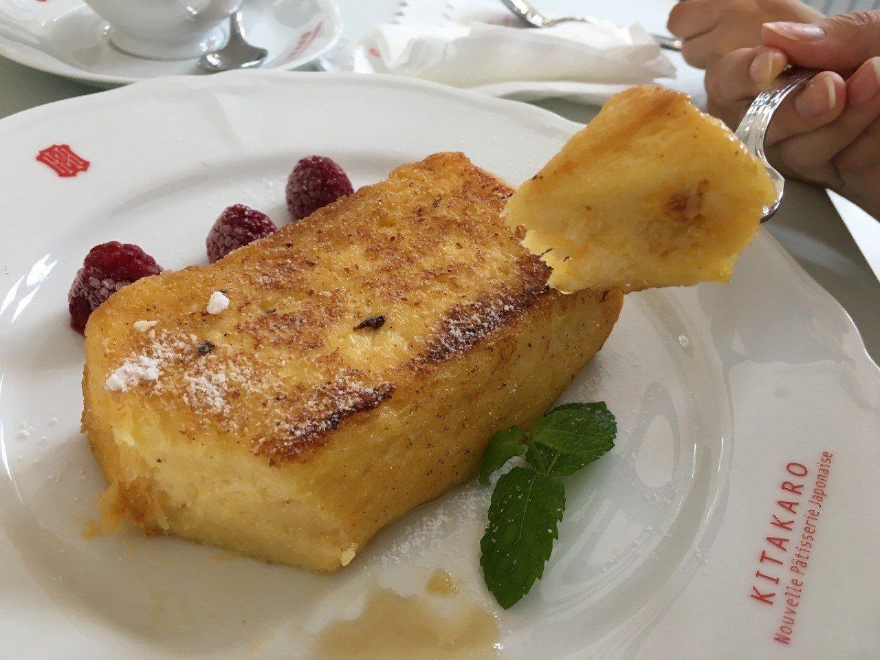 「法式蛋糕」組合